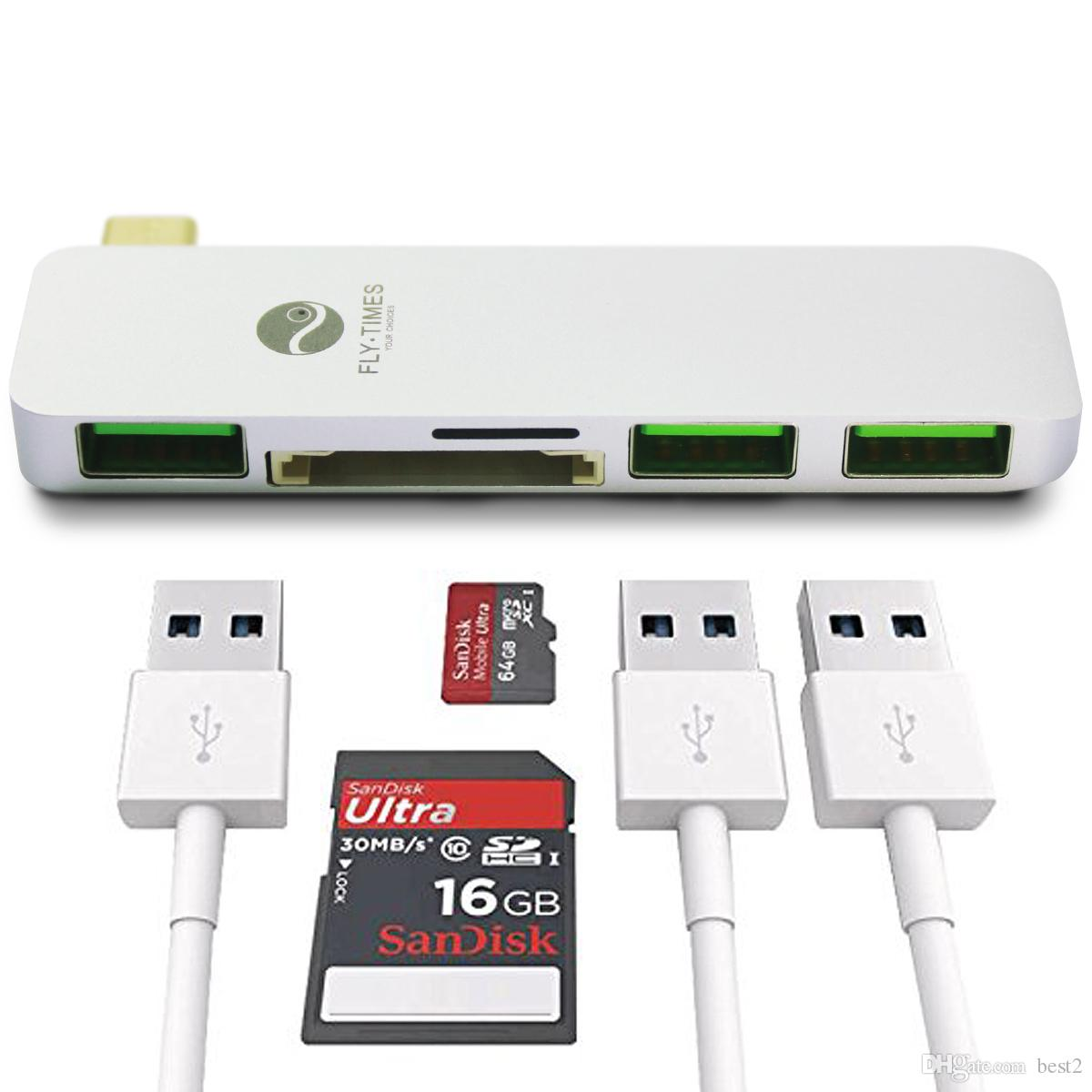 Card Reader / USB Hub