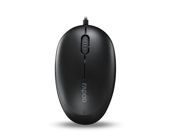 เมาส์ Rapoo N1500 Optical Mouse