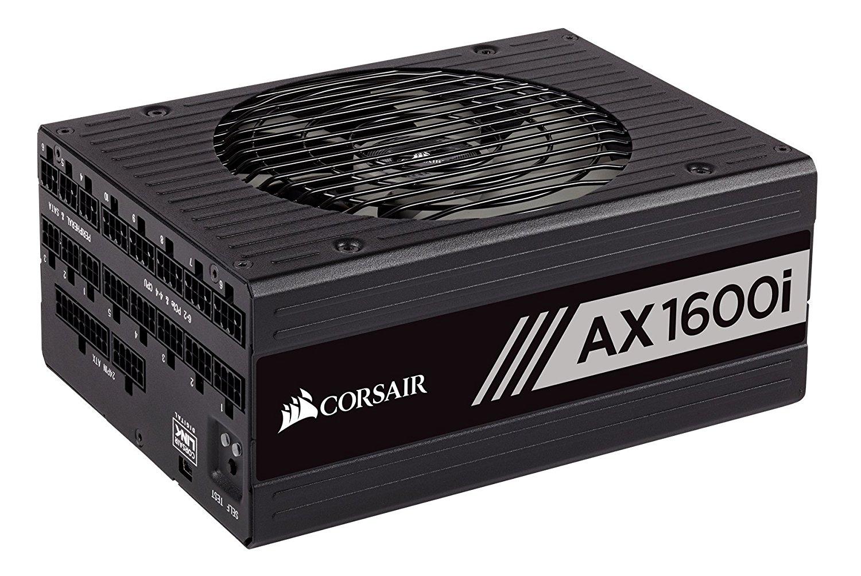 อุปกรณ์จ่ายไฟ Power Supply Corsair AX1600i