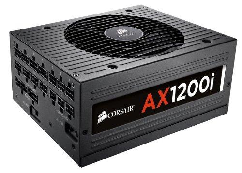 อุปกรณ์จ่ายไฟ Power Supply Corsair AX1200i