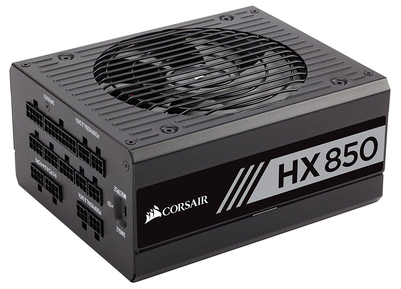 อุปกรณ์จ่ายไฟ Power Supply Corsair HX850