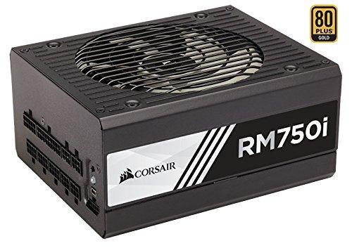 อุปกรณ์จ่ายไฟ Power Supply Corsair RM750i