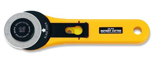 มีดคัตเตอร์ชนิดพิเศษ OLFA RTY-2/G (Rotary 45mm)