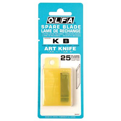 ใบมีดคัตเตอร์ชนิดพิเศษ OLFA KB