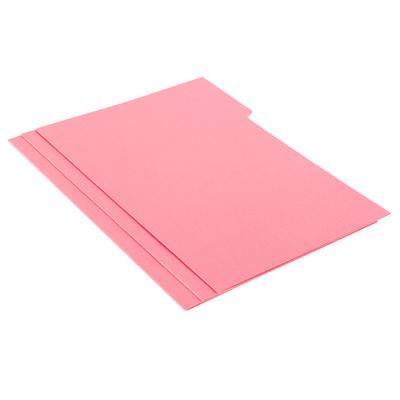 แฟ้มพับกระดาษ หยักบน ขนาด F4