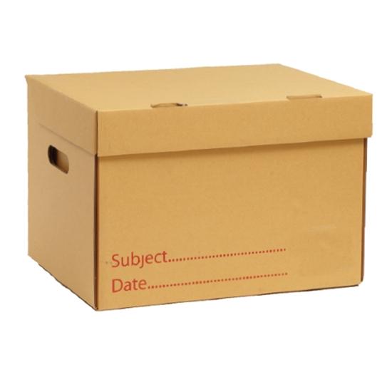 กล่องกระดาษ Office W37