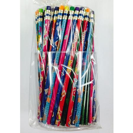 ดินสอไม้ ลายการ์ตูน HB