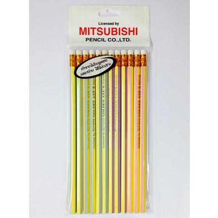 ดินสอไม้ Mitsubishi 2522 HB