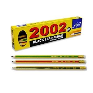 ดินสอไม้ Elfen HB 2002