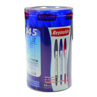 ปากกาลูกลื่น Reynolds 045