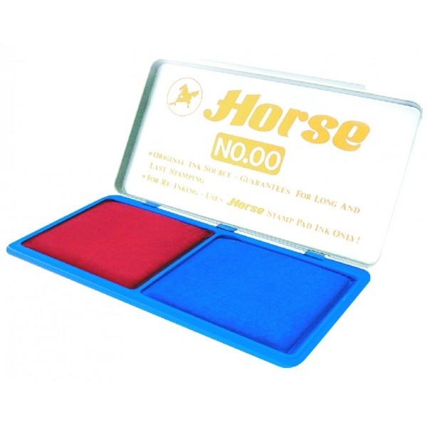 แท่นประทับ Horse No.0