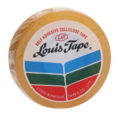 เทปใส 3/4 นิ้ว x 36 หลา Louis Tape แกน 1 นิ้ว