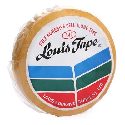 เทปใส 3/4 นิ้ว x 36 หลา Louis Tape แกน 3 นิ้ว