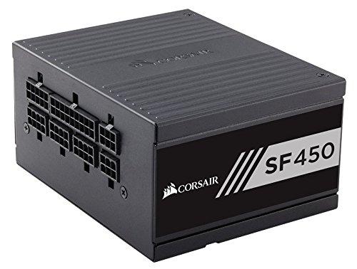 อุปกรณ์จ่ายไฟ Power Supply Corsair SF450