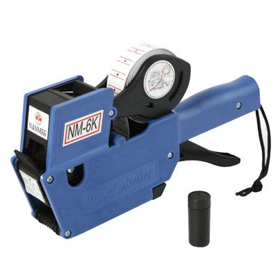 เครื่องพิมพ์ราคา 6 หลัก NANMEE NM-6K