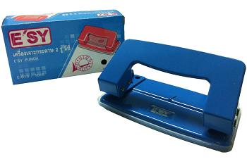 เครื่องเจาะกระดาษ ESY E-010