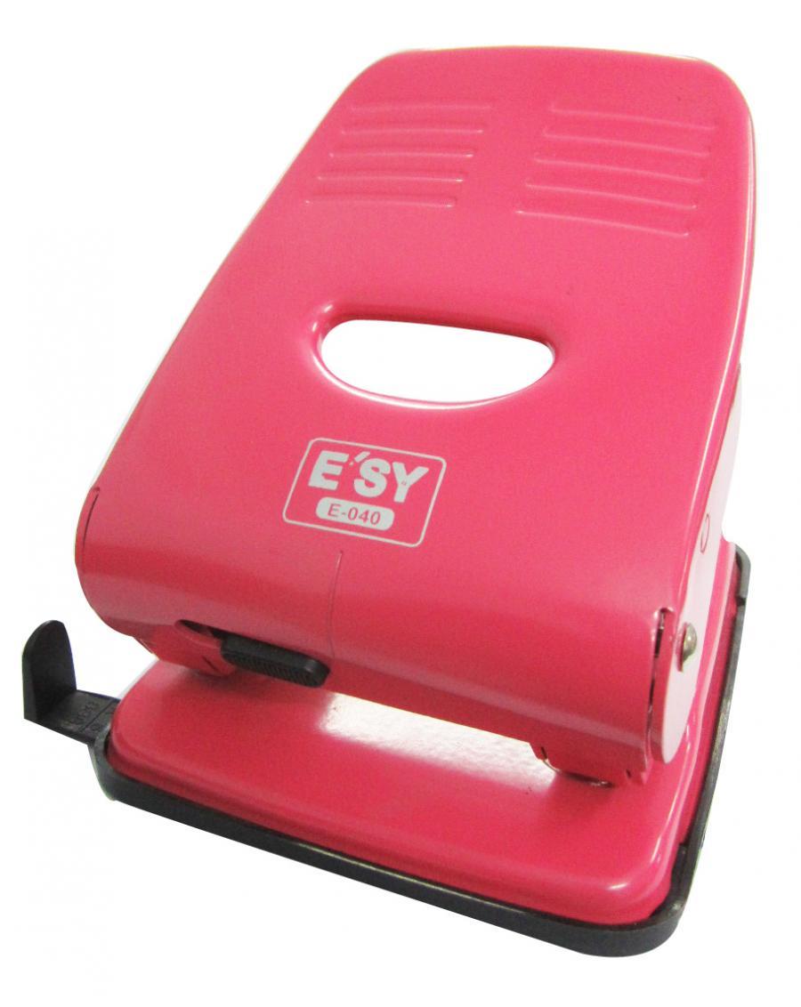 เครื่องเจาะกระดาษ E SY E-040