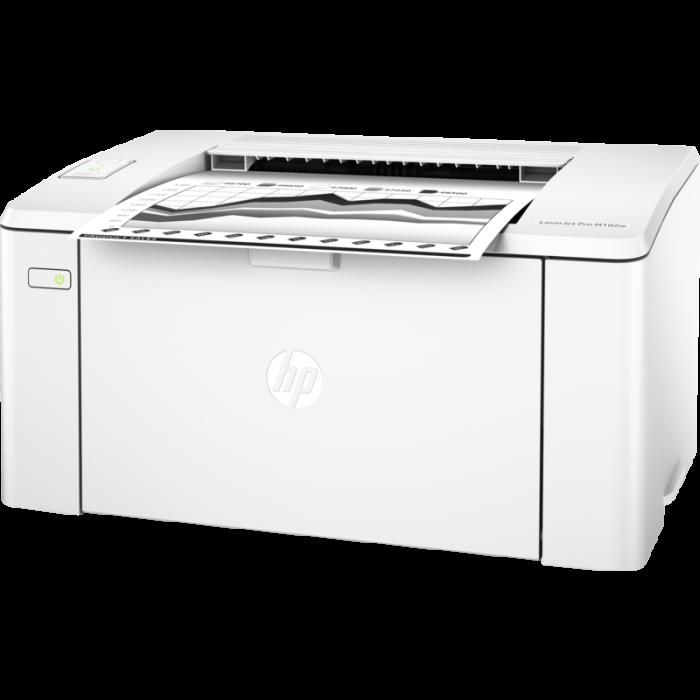 เครื่องพิมพ์เลเซอร์ ขาวดำ HP LaserJet Pro M102W (G3Q35A)