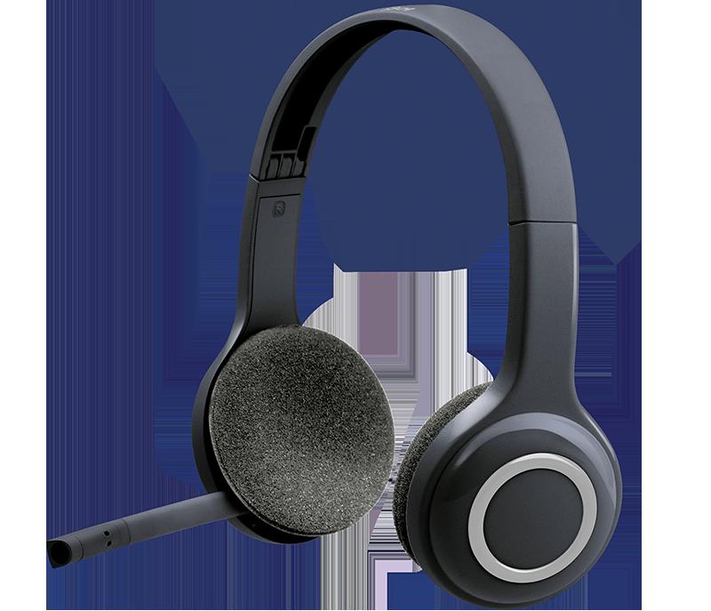 หูฟัง Logitech H600
