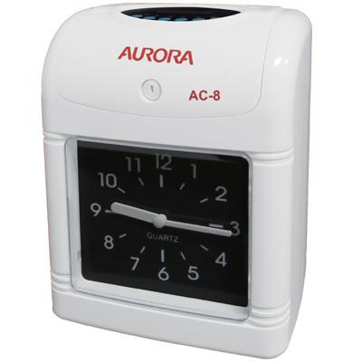 เครื่องตอกบัตร AURORA AC-8
