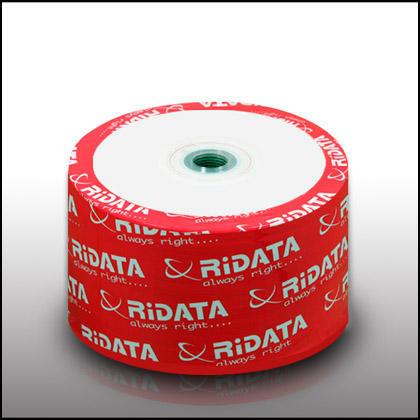 แผ่น CD-R  52X RIDATA