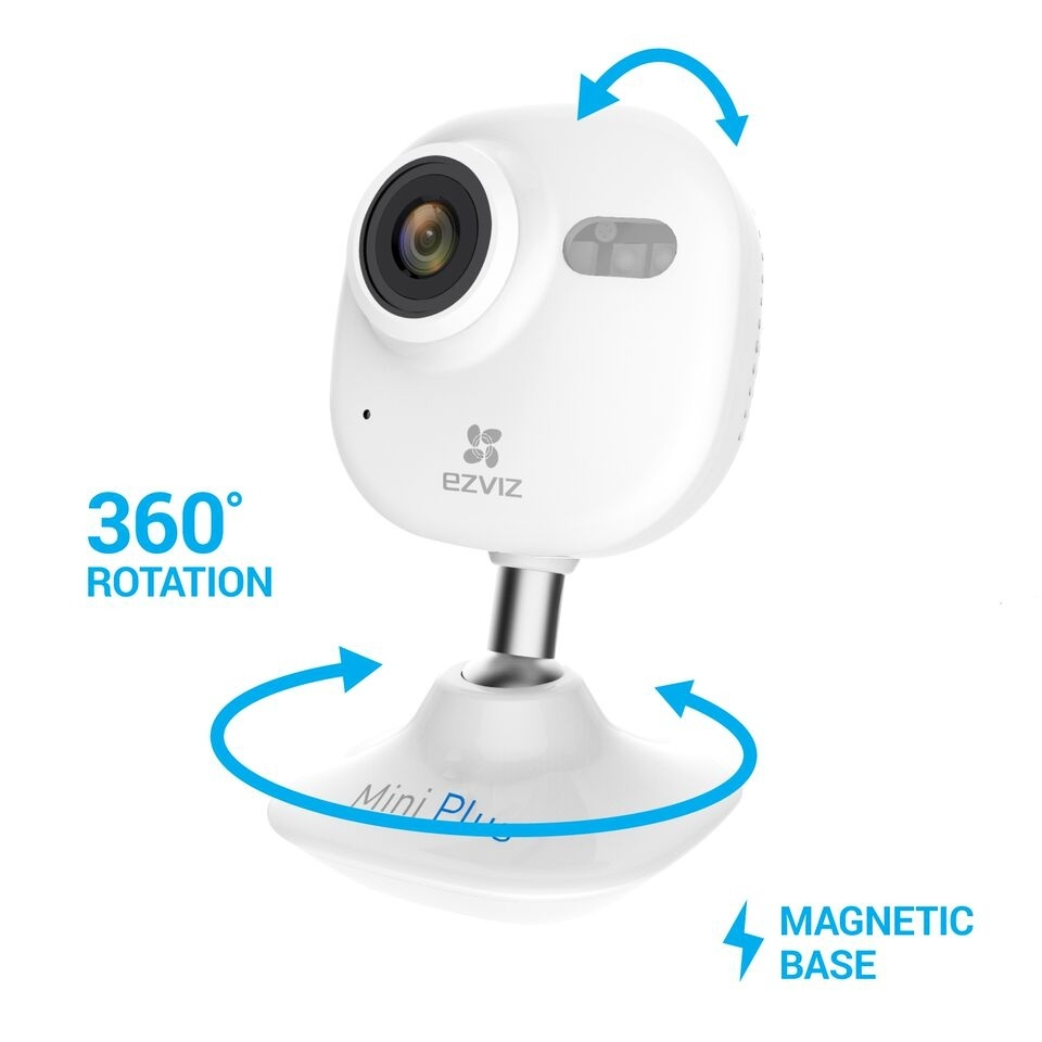 กล้อง CCTV Smart IP Camera C2 mini Plus