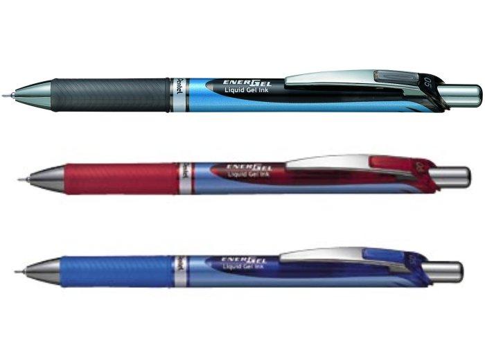 ปากกาหมึกเจล 0.5 มม. PENTEL Ener Gel BLN75