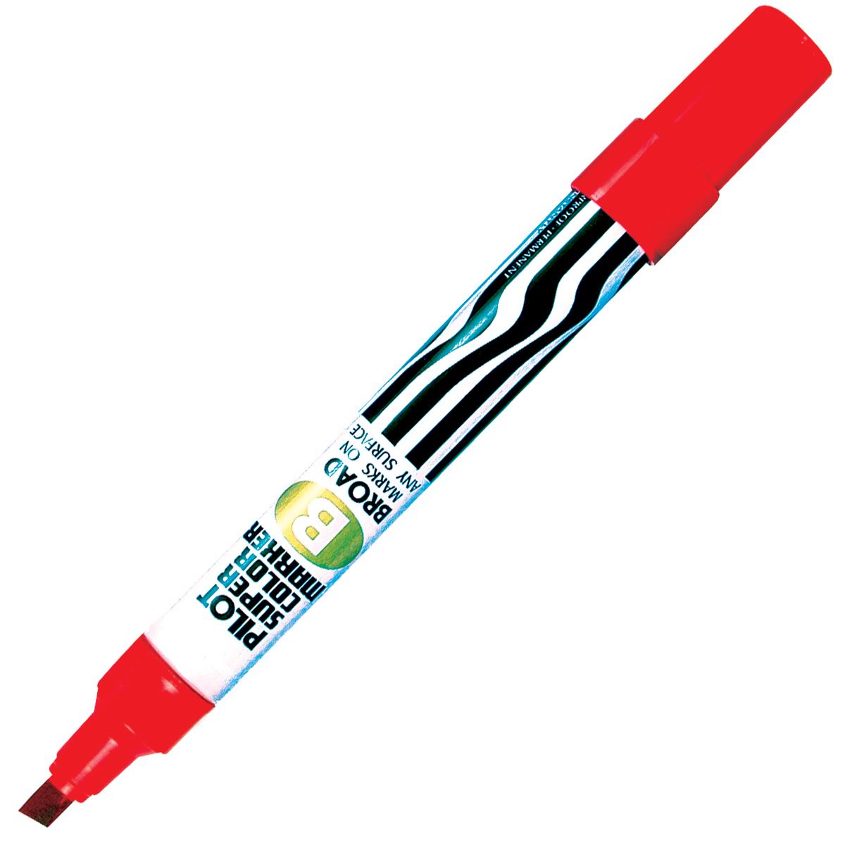ปากกามาร์คเกอร์ (เคมี) Pilot หัวแหลม SC-B