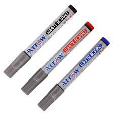 ปากกาไวท์บอร์ด ดำ แอโรว์ AR-2000