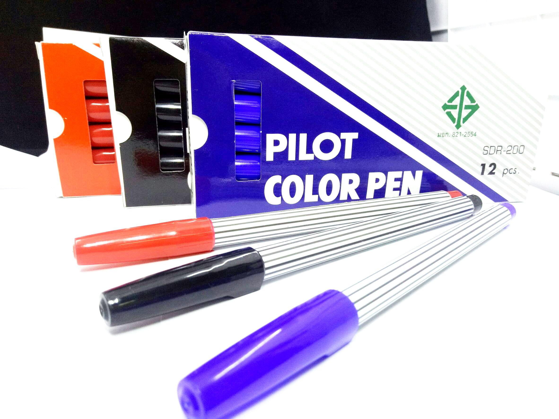 ปากกาเมจิก PILOT  SDR-200