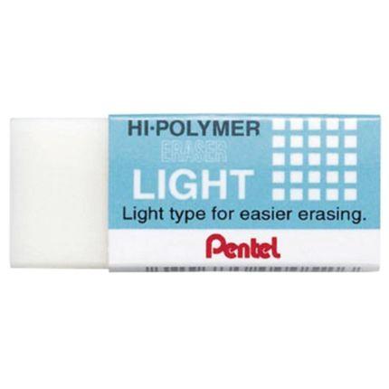 ยางลบดินสอ  PENTEL Hi-Polymer ZEH-05 LIGHT