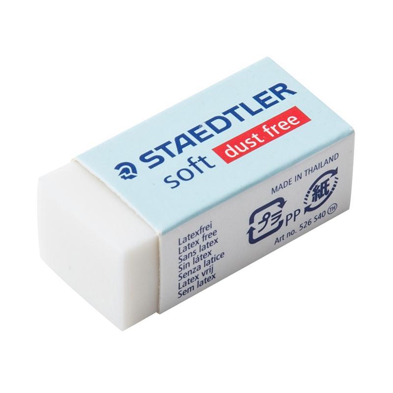 ยางลบดินสอ  STAEDTLER 526 S40H TH