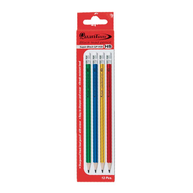 ดินสอดำ HB QUANTUM QP-930