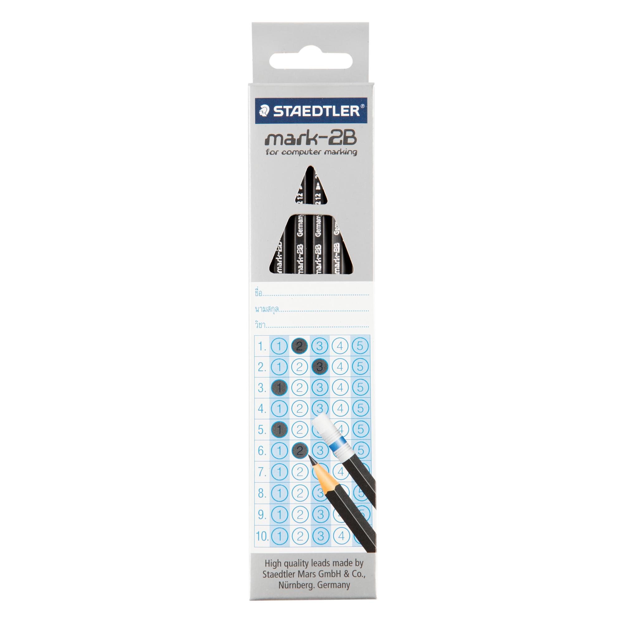 ดินสอ 2B STAEDTLER  Mark 13212