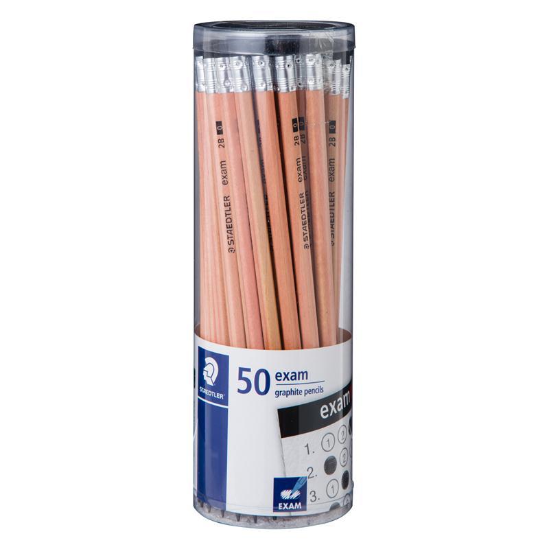 ดินสอ 2B STAEDTLER Exam
