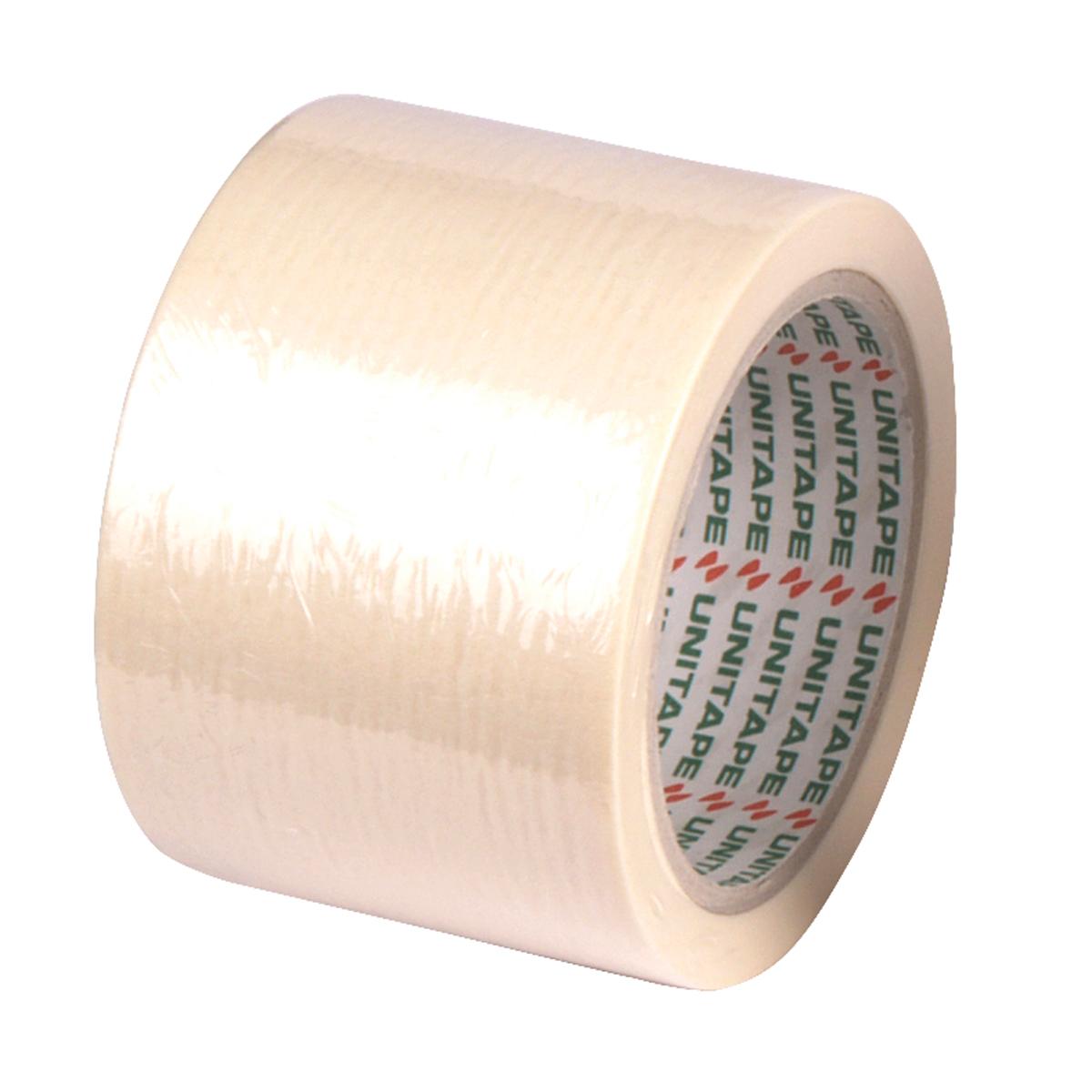 กระดาษกาวย่น แกน 3 นิ้ว  3 นิ้ว x 25 UNITAPE