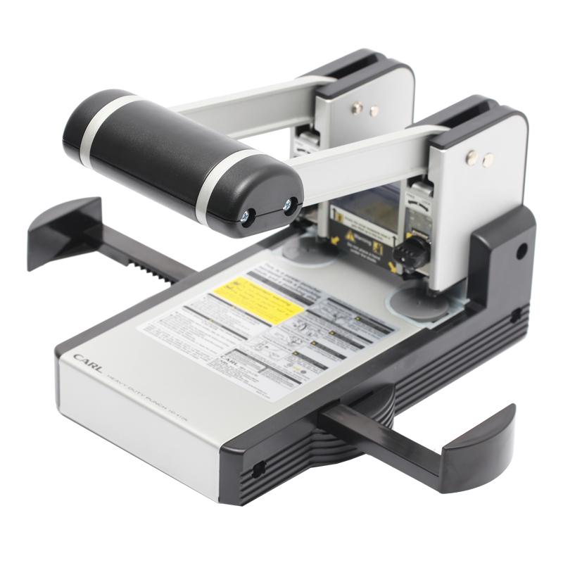 เครื่องเจาะกระดาษ  CARL HD-410N