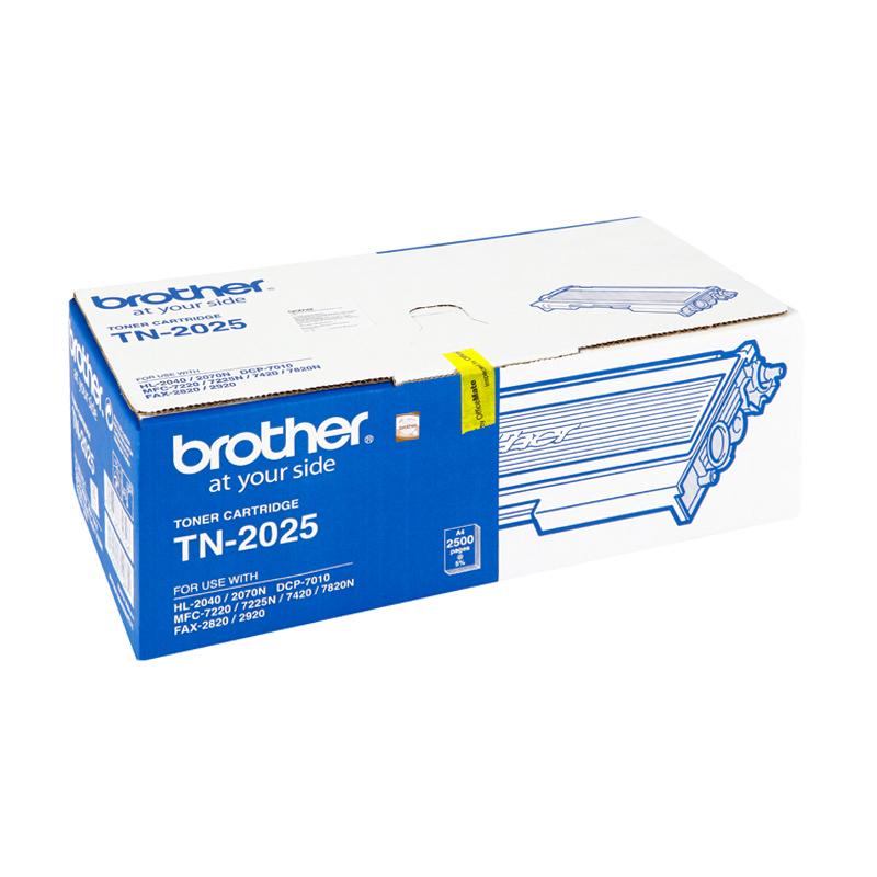 ตลับหมึกโทนเนอร์  Brother TN-2025