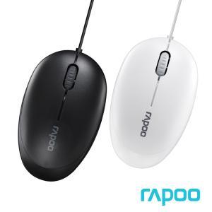 เมาส์ Rapoo USB Optical Mouse รุ่น N1500