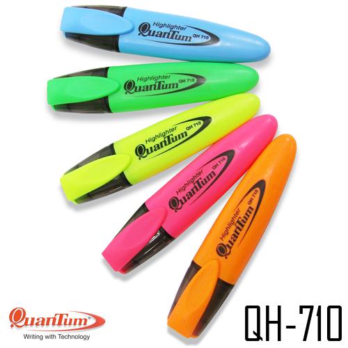 ปากกาเน้นข้อความ ควอนตั้ม QH-710