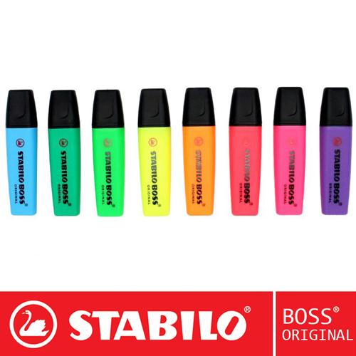 ปากกาเน้นข้อความ STABILO BOSS Original