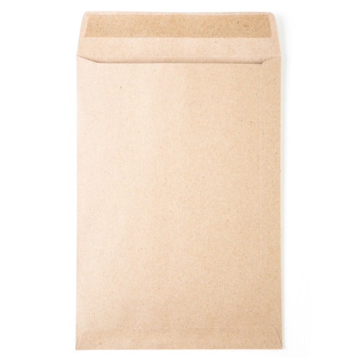 ซองเอกสารน้ำตาล 7x10 (110 แกรม)
