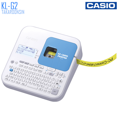 เครื่องพิมพ์ฉลาก CASIO คาสิโอ KL-G2