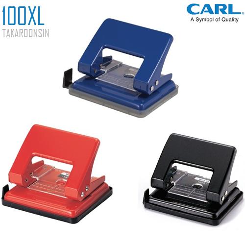 เครื่องเจาะกระดาษขนาดเล็ก CARL 100XL