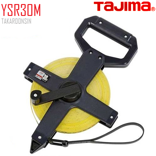 ตลับเทปวัดที่ เนื้อเทปใยแก้ว YSR30M Tajima