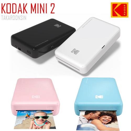 เครื่องพิมพ์ ปริ้นเตอร์ KODAK Mini 2 Instant Photo Printer (PM-220)