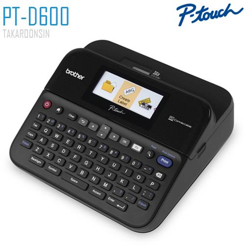 เครื่องพิมพ์ฉลาก Brother PT-D600