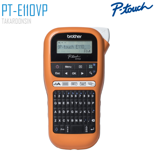 เครื่องพิมพ์ฉลาก Brother PT-E110VP