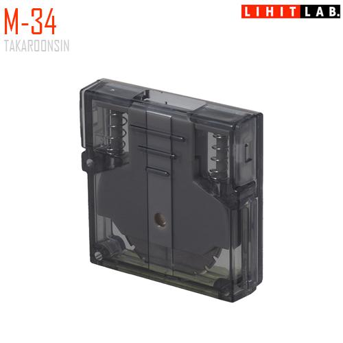 อะไหล่หัวใบมีดแบบเส้นประ LIHIT M-34
