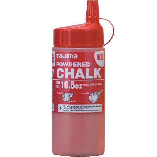 ผงชอล์กสีแดง TAJIMA PLC2R300